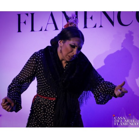 12/09/2019 -TRADITIONAL FLAMENCO SHOW