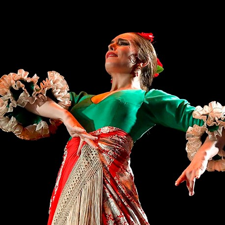 08/10/2019 -TRADITIONAL FLAMENCO SHOW