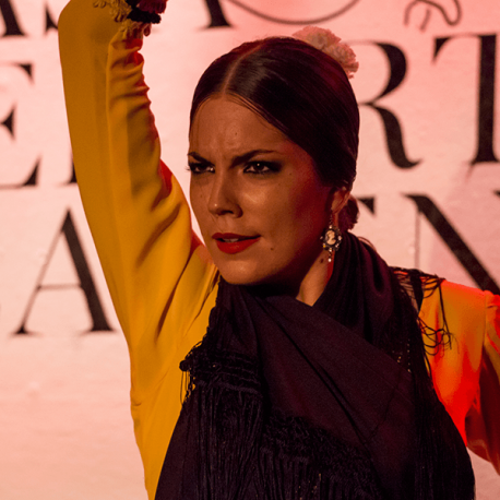 03/02/2020 -TRADITIONAL FLAMENCO SHOW