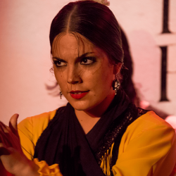 13/02/2020 -TRADITIONAL FLAMENCO SHOW