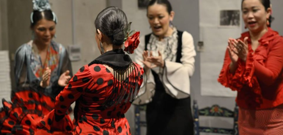 Curiosities about the interest of Japan for Flamenco