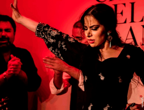 Flamenco Show Programme May 2019