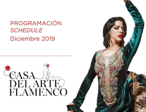 Flamenco Show Schedule December 2019